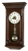 Howard Miller Deluxe Chiming Quartz Wall Clock - CHM1894