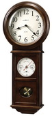 Howard Miller Chiming Quartz Wall Clock - CHM1842