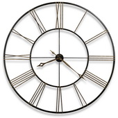 Howard Miller Deluxe 49in Wall Clock - CHM2028