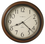 Howard Miller 15.25in Auto-Daylight Savings Wall Clock - CHM2598