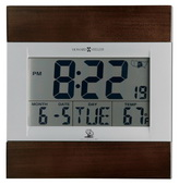 Howard Miller Atomic Digital Wall / Table Clock - CHM2460