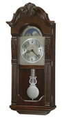Howard Miller Norristown Triple Chiming Quartz Wall Clock - CHM1860