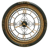 Howard Miller Deluxe 37in Howard Miller Wall Clock - CHM1852