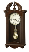 Howard Miller Deluxe Quartz Chiming Wall Clock - CHM2130