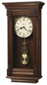 Howard Miller Deluxe Quartz Triple Chimes Wall Clock - CHM1846