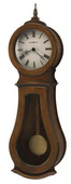 Howard Miller Deluxe Triple Chiming Quartz Wall Clock - CHM1936