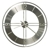 Howard Miller Deluxe 30in Wrought Iron Gallery Wall Clock - CHM1948