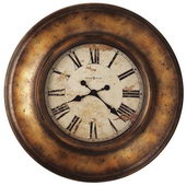 Howard Miller Deluxe 29.5in Gallery Wall Clock