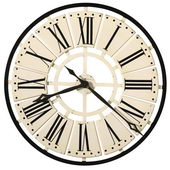 31.5in Howard Miller Gallery Wall Clock - CHM2862