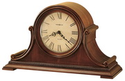 Howard Miller Hampton Deluxe Chiming Quartz Mantel Clock (Made in USA)- CHM1830