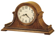 Howard Miller Chiming Quartz Mantel Clock - CHM1828