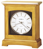 Howard Miller Urban Chiming Quartz Mantel Clock (Made in USA)- CHM1910