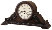 Howard Miller Newley Chiming Newley Key Wound Mantel Clock - CHM1520