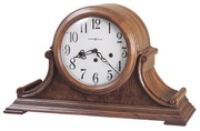 Howard Miller Hadley Chiming Key Wound Mantel Clock - CHM1656