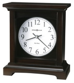 Howard Miller Chiming Quartz Mantel Clock - CHM1990