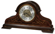 Howard Miller Deluxe Limited Edition Chiming Key Wound Mantel Clock (Made in USA)- CHM1192