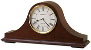Howard Miller Windsor Cherry Chiming Wooden Mantel Clock - CHM2192