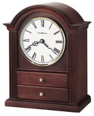 Howard Miller Deluxe Quartz Mantel Clock - CHM2190