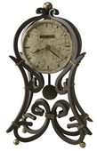 Howard Miller Quartz Mantel Clock - CHM2378