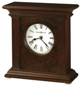 Howard Miller Wooden Mantel Clock Cherry Finish - CHM2348