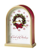 Howard Miller Musical Christmas Clock - CHM2518