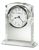 Howard Miller Optical Crystal Table Clock - CHM2366