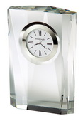 Howard Miller Deluxe Optical Crystal Clock - CHM2252