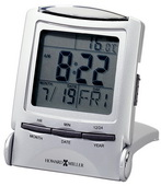 Howard Miller Technology Tabletop Travel Alarm Clock - CHM2692
