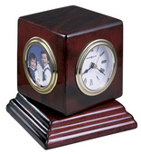 Howard Miller Deluxe Tabletop Clock - CHM2268