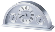 Howard Miller Quartz Desk Alarm Clock - CHM2556