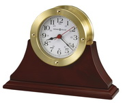 Howard Miller Weather & Maritime Desk Clock - CHM2270