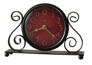 Howard Miller Quartz Table Clock - CHM2656