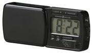 Howard Miller Travel Alarm Clock - CHM2782
