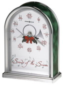 Howard Miller Musical Christmas Tabletop Clock - CHM2530