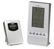 Howard Miller Weather Sentinel Tabletop Alarm Clock - CHM2612