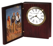 Howard Miller Picture Frame Tabletop Clock - CHM2374