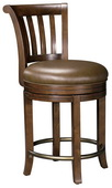 Howard Miller Ithaca Deluxe Hampton Cherry Ithaca Bar Stool - CHM1716