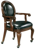 Howard Miller Niagara Deluxe Rustic Cherry Club Chair - CHM1660