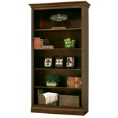 Howard Miller Oxford Cherry Home Storage Solutions Center (Made in USA)- CHM1454