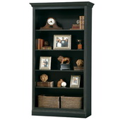 Howard Miller Oxford Black Home Storage Solutions Center (Made in USA)- CHM1450