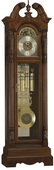 Ridgeway CRW3227 Deluxe Triple chiming Grandfather Clock (Made in USA)