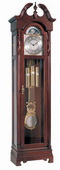 Ridgeway Morgantown Deluxe Chiming Grandfather Clock (Made in USA) - CRW3029