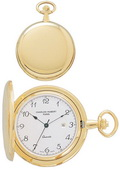 Charles Hubert Classic Pocket Watch Quartz - DCH5221