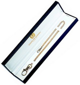 Charles Hubert Pocket Watch Goldtone Chain - DCH5275