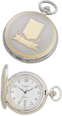 Charles Hubert Classic Pocket Watch Quartz - DCH5239