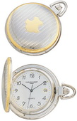Charles Hubert Classic Pocket Watch Quartz - DCH5230