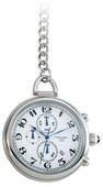 Charles Hubert Premium Pocket Watch Quartz - DCH5098