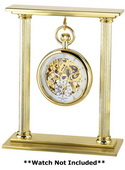 Charles Hubert Pocket Watch Stand (Watch not included) - DCH5269