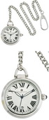 Charles Hubert Premium Pocket Watch Quartz - DCH5143