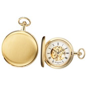 Charles Hubert Classic Pocket Watch 17 Jewel Mechanical - DCH5200